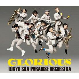 エイベックス・エンタテインメント Avex Entertainment 東京スカパラダイスオーケストラ/GLORIOUS(DVD付)【CD】