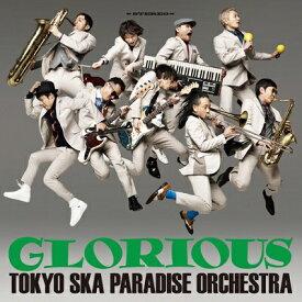 エイベックス・エンタテインメント Avex Entertainment 東京スカパラダイスオーケストラ/GLORIOUS(Blu-ray Disc付)【CD】