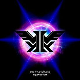 エイベックス・エンタテインメント Avex Entertainment EXILE THE SECOND/Highway Star 初回生産限定盤(Blu-ray Disc付)【CD】