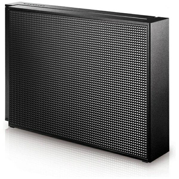 【送料無料】 IOデータ 外付HDD 1TB[USB3.1・Mac/Win] 家電録画対応 HDCZ-UTシリーズ HDCZ-UT1KB ブラック