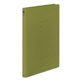 コクヨ KOKUYO [ファイル]フラットファイル NEOS オリーブグリーン(A4縦型、15mmとじ) フ-NE10DG