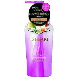 資生堂 shiseido TSUBAKI(ツバキ) ふんわりつややか コンディショナー (450ml) 〔リンス・コンディショナー〕