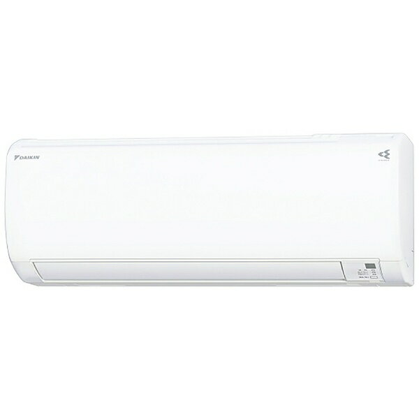 ダイキン DAIKIN AN25VEBKS-W エアコン EBKシリーズ [おもに8畳用 /100V][AN25VEBKSW+AR25VEBKS]