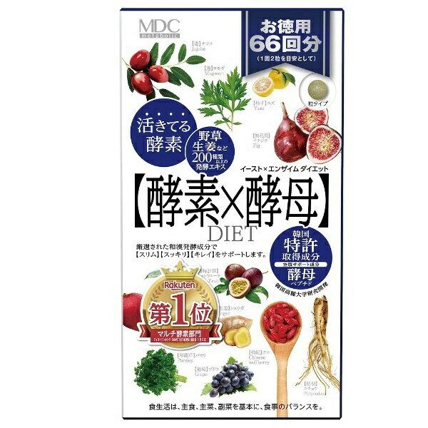 メタボリック metabolic イーストエンザイムダイエット徳用 (132粒) 〔健康食品〕