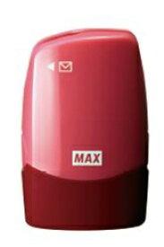 マックス MAX レターオープナー付個人情報保護スタンプ「コロレッタ」ピンク SA-151RL/P2