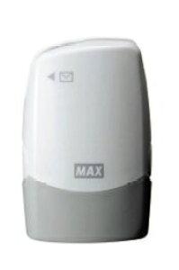 マックス MAX レターオープナー付個人情報保護スタンプ「コロレッタ」ホワイト SA-151RL/W2