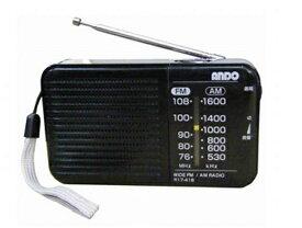 ANDO アンドーインターナショナル ホームラジオ R17-418 [AM/FM /ワイドFM対応][R17418]