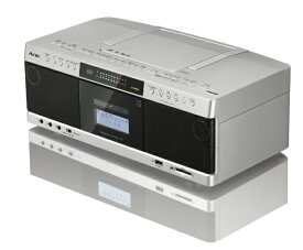 東芝 TOSHIBA TY-AK1 ラジカセ サテンゴールド [ワイドFM対応 /ハイレゾ対応 /CDラジカセ][TYAK1N]