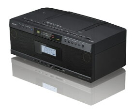 東芝 TOSHIBA TY-AH1 CDラジオ ブラック [Bluetooth対応 /ワイドFM対応 /ハイレゾ対応][TYAH1K]