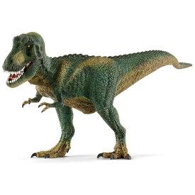 シュライヒジャパン Schleich シュライヒ 14587 ティラノサウルス・レックス(ダークグリーン)