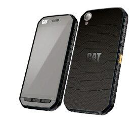 CAT CAT S41「S41」ブラック Android 7・5.0型・メモリ/ストレージ:3GB/32GB nanoSIM×1 防水・防塵 SIMフリースマートフォン S41 ブラック[スマホ 本体 新品 S41]