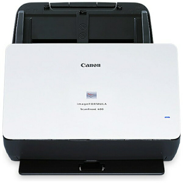 キヤノン CANON SCANFRONT400 スキャナー ブラック [A4サイズ /USB][SCANFRONT400]