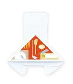 マックス MAX 【限定】紙製クリップ「デルプ」お料理柄 DL1512S/オリョウリ