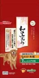 日清ペットフード Nisshin Pet Food JPスタイル 和の究み 大粒 7歳以上のシニア犬用 4.8kg