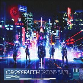 ソニーミュージックマーケティング Crossfaith/WIPEOUT 初回生産限定盤B【CD】 【代金引換配送不可】