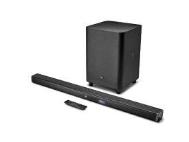 JBL ホームシアター (サウンドバー) ブラック JBLBAR31BLKJN [3.1 /Bluetooth対応][JBLBAR31BLKJN]