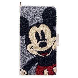 サンクレスト SUNCREST iPhone X用 ディズニーサガラ刺繍カバー ミッキーマウス IP8DN06