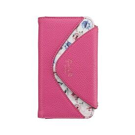 サンクレスト SUNCREST iPhone X用 GIRLSI DELTA ピンク IP8GI05