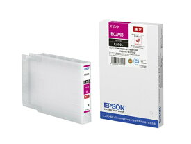 エプソン EPSON IB02MB 純正プリンターインク ビジネスインクジェット マゼンタ[IB02MB]【wtcomo】