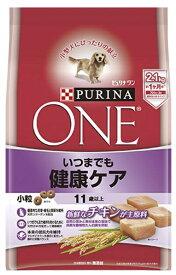 ネスレ日本 Nestle ピュリナワン いつまでも健康ケア <11歳以上> チキン 小粒 2.1kg【rb_pcp】