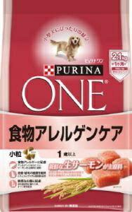 ネスレ日本 Nestle ピュリナワン 食物アレルゲンケア <1歳以上> サーモン 小粒 2.1kg