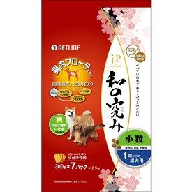 日清ペットフード Nisshin Pet Food JPスタイル 和の究み 小粒 1歳からの成犬用 2.1kg