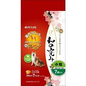 日清ペットフード Nisshin Pet Food JPスタイル 和の究み 小粒 7歳から 2.1kg