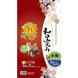 日清ペットフード Nisshin Pet Food JPスタイル 和の究み 小粒 1歳からの成犬用 4.2kg