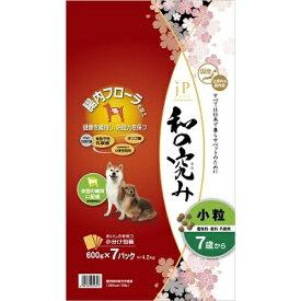日清ペットフード Nisshin Pet Food JPスタイル 和の究み 小粒 7歳から 4.2kg