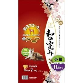 日清ペットフード Nisshin Pet Food JPスタイル 和の究み 小粒 11歳から 4.2kg