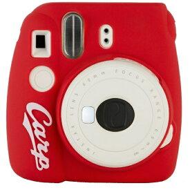 富士フイルム FUJIFILM 【数量限定】インスタントカメラ 『チェキ』 instax mini 8+(プラス)「広島東洋カープ」モデル[INSMINI8PCARP]