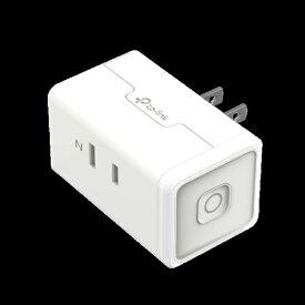 TP-Link ミニ Wi-Fi スマートプラグ 遠隔操作 直差しコンセント Google Home/Amazon Echo対応 音声コントロール コンパクト ハブ不要 3年保証 HS105[HS105]