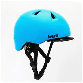 BERN バーン 幼児用ヘルメット TIGRE ALL SEASON (Satin Cyan Blue/ XXSサイズ:47〜51cm) BE-BB00Z18SCY-10