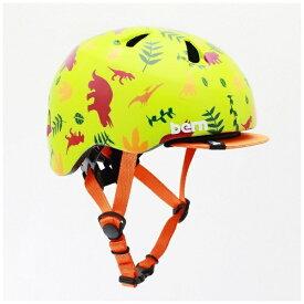 BERN バーン 幼児用ヘルメット TIGRE ALL SEASON (Satin Green Dino/ XXSサイズ:47〜51cm) BE-BB00Z18SGD-10