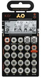 TEENAGE ENGINEERING ティーンエイジ エンジニアリング ポケットオペレーター PO-33 K.O! TE010AS033 TE010AS033[TE010AS033]