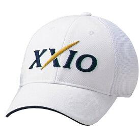 ダンロップ ゼクシオ DUNLOP XXIO メンズ ゴルフキャップ XXIO メッシュキャップ(フリーサイズ/ホワイト) XMH6101