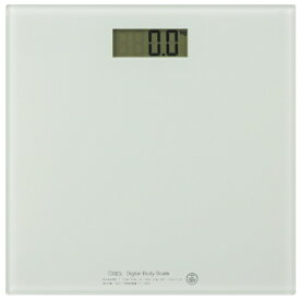 オーム電機 OHM ELECTRIC HBK-T100-W 体重計 [デジタル][HBKT100W]