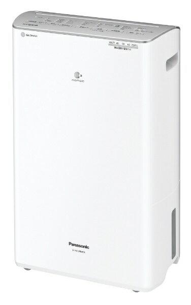 【送料無料】 パナソニック Panasonic ハイブリッド式衣類乾燥除湿機 (〜25畳) F-YC120HRX-S クリスタルシルバー