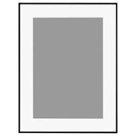 ハクバ HAKUBA アルミ額 HFA-03 ブラック(ホワイトマット) A3 HFA-03BWM-A3 BK(白マット)