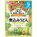 和光堂 wakodo 1食分の野菜が摂れるグーグーキッチン 煮込みうどん (100g) 〔離乳食・ベビーフード〕