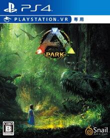 Snail Games Japan 蝸牛数字日本 ARK Park 通常版【PS4】