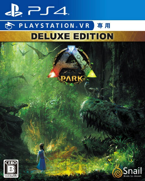 【送料無料】 SNAILGAMESJAPAN ARK Park 限定版【PS4】