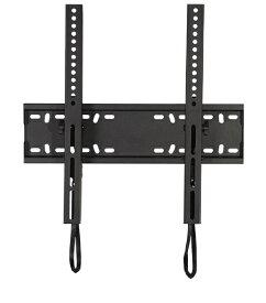 朝日木材 ASAHI WOOD PROCESSING ウォールフィットマウント WALL FIT MOUNT [推奨テレビサイズ 26〜55V] TLT-003-BK ブラック