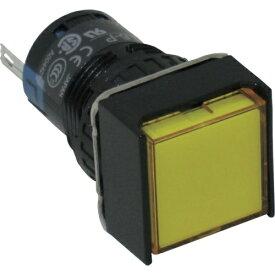 IDEC アイデック φ16正角形表示灯 AL6Q-P4Y