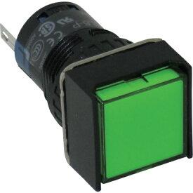 IDEC アイデック φ16正角形表示灯 AL6Q-P4G
