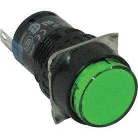 IDEC アイデック φ16丸形表示灯 AL6M-P4G