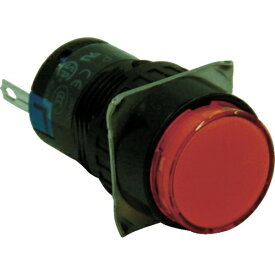IDEC アイデック φ16丸形表示灯 AL6M-P4A