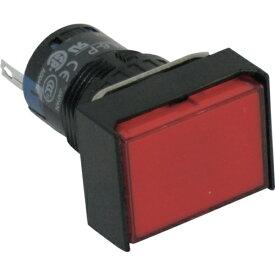 IDEC アイデック φ16長角形表示灯 AL6H-P4R