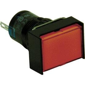 IDEC アイデック φ16長角形表示灯 AL6H-P4A