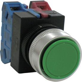 IDEC アイデック 平形押しボタンスイッチ ABW111G